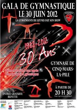 Gala des 30 ans . 30 juin 2012